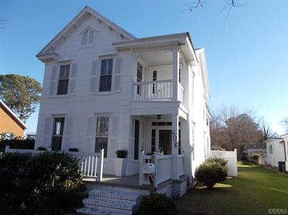 408 North Broad Street Edenton, NC MLS# 93493