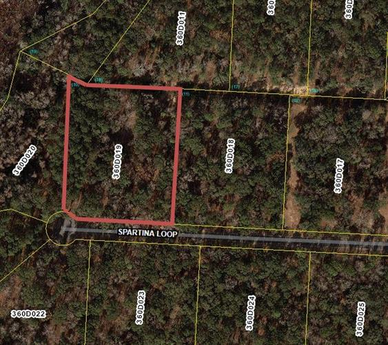 Lot 10 Spartina Way, Midway, GA 31320