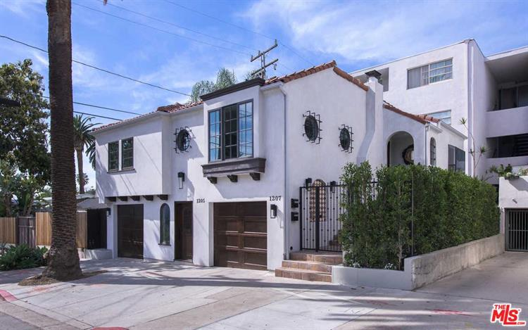 1207 N SPAULDING AVE, West Hollywood, CA 90046 - Image 2