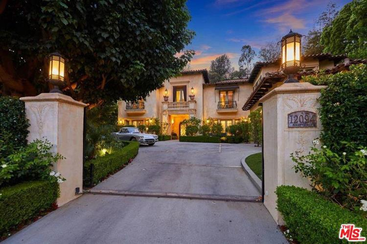12094 SUMMIT CIR, Beverly Hills, CA 90210 - Image 1