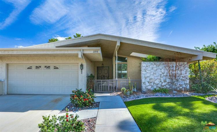 2210 S MADRONA DR, Palm Springs, CA 92264 - Image 1