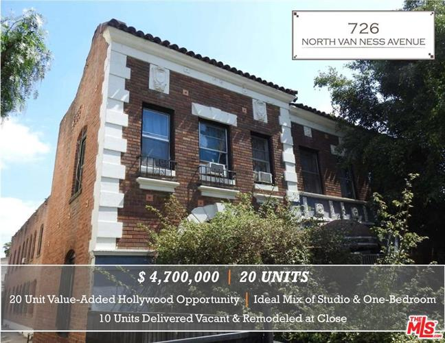 726 N VAN NESS AVE, Los Angeles, CA 90038 - Image 1