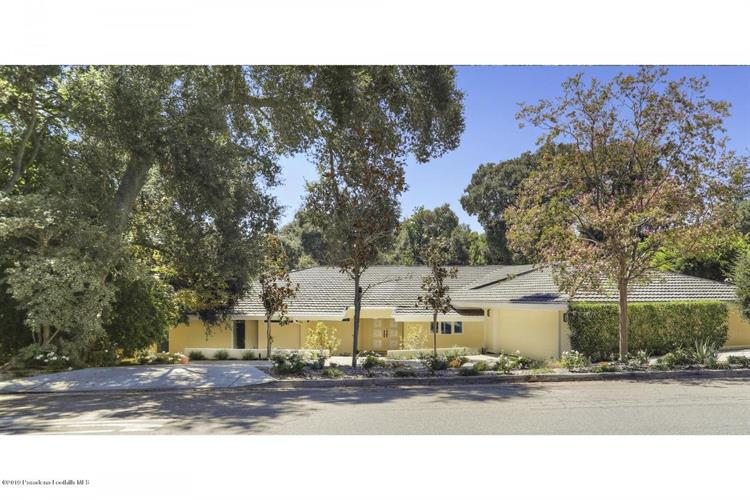 544 GEORGIAN ROAD, La Canada Flintridge, CA 91011 - Image 1