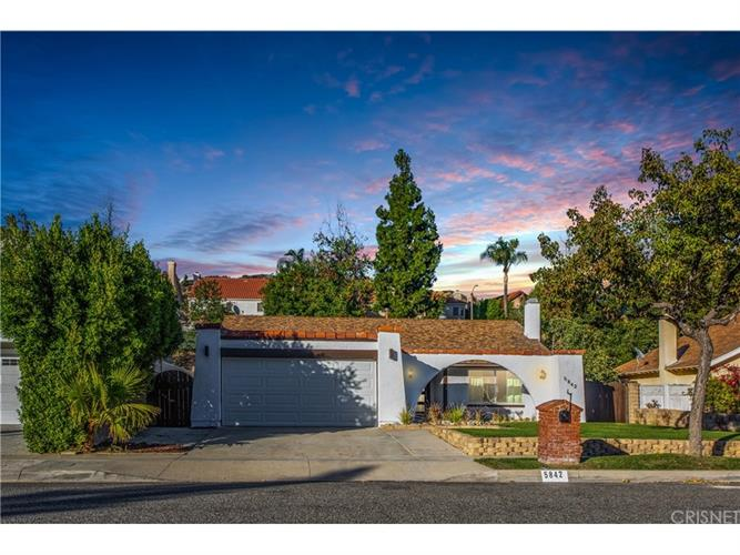 5842 DOVETAIL DRIVE, Agoura Hills, CA 91301 - Image 1