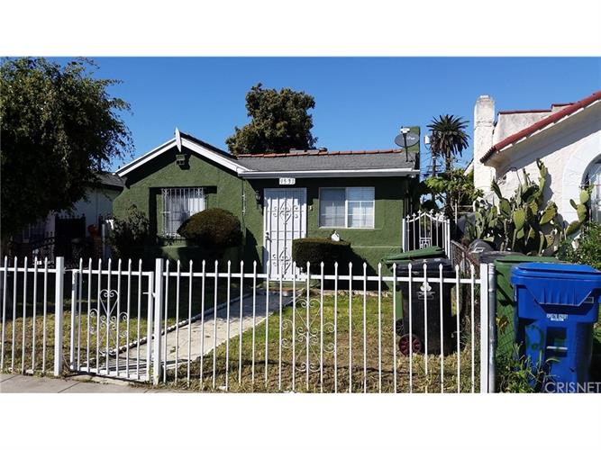 1531 WEST 59TH PLACE, Los Angeles, CA 90047 - Image 1