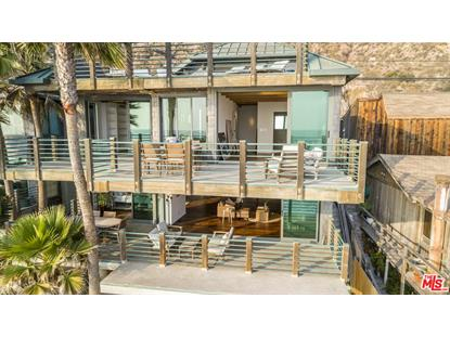 20900 PACIFIC COAST HWY Malibu, CA MLS# 17255724