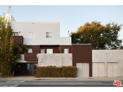 1411 CLOVERFIELD BLVD Santa Monica, CA MLS# 18337792