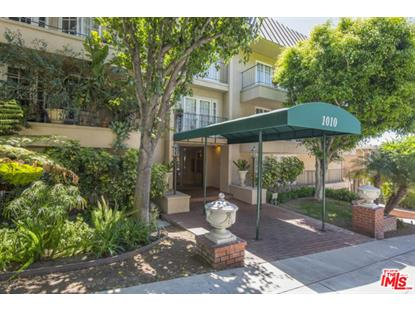 1010 PALM AVE West Hollywood, CA MLS# 18357658