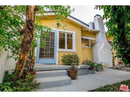 901 N ORANGE GROVE AVE West Hollywood, CA MLS# 18379684