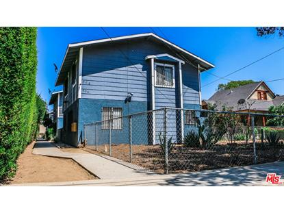 608 N SUMMIT AVE Pasadena, CA MLS# 18385220