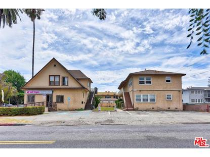 3995 3993 INGLEWOOD BLVD Los Angeles, CA MLS# 18393540