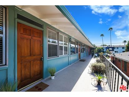 2033 CLOVERFIELD Santa Monica, CA MLS# 18395186