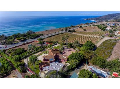 33961 PACIFIC COAST HWY Malibu, CA MLS# 18397300
