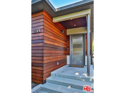 1641 BERKELEY ST Santa Monica, CA MLS# 18398042