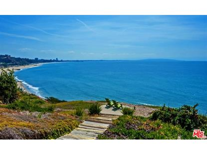 17352 W SUNSET Pacific Palisades, CA MLS# 18399842