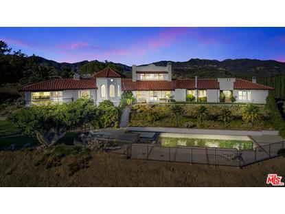 33261 DECKER SCHOOL RD Malibu, CA MLS# 18401176
