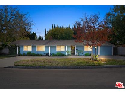 13804 MILBANK ST Sherman Oaks, CA MLS# 18415012
