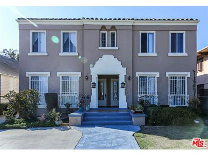 2119 3RD AVE Los Angeles, CA MLS# 19418880