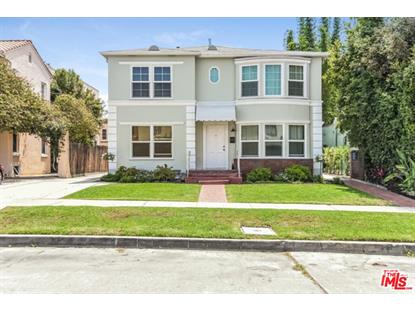 1074 S CLOVERDALE AVE Los Angeles, CA MLS# 19419136
