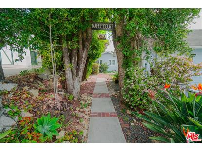 610 MAPLE AVE Santa Barbara, CA MLS# 19421106