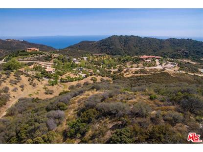 0 BETTON WAY Topanga, CA MLS# 19421784
