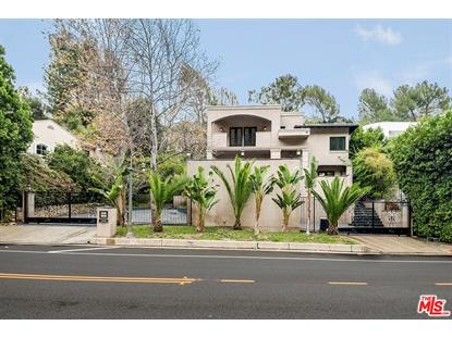 1600 BENEDICT CANYON DR Beverly Hills, CA MLS# 19423184