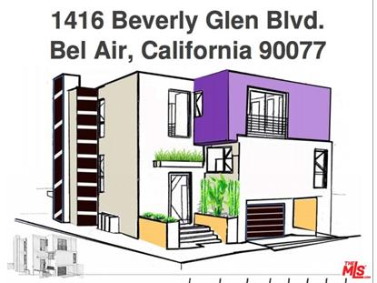 1416 N BEVERLY GLEN BLVD Los Angeles, CA MLS# 19425272