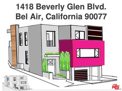 1418 N BEVERLY GLEN BLVD Los Angeles, CA MLS# 19425276