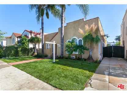1042 MEADOWBROOK AVE Los Angeles, CA MLS# 19426862