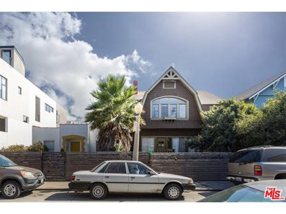 22 HORIZON AVE Venice, CA MLS# 19427128