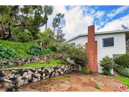 2522 MOUNT BEACON TER Los Angeles, CA MLS# 19429616
