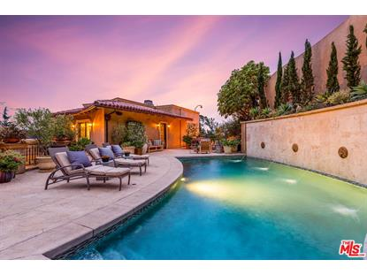 1744 STONE CANYON RD Los Angeles, CA MLS# 19431354