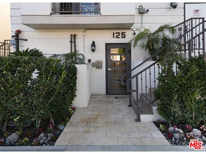125 S SWEETZER AVE Los Angeles, CA MLS# 19431738