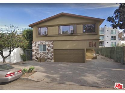 814 S SHERBOURNE DR Los Angeles, CA MLS# 19433618