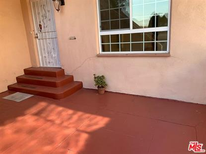 931 S HOLT AVE Los Angeles, CA MLS# 19433704