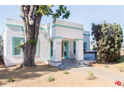 2301 10TH AVE Los Angeles, CA MLS# 19434002