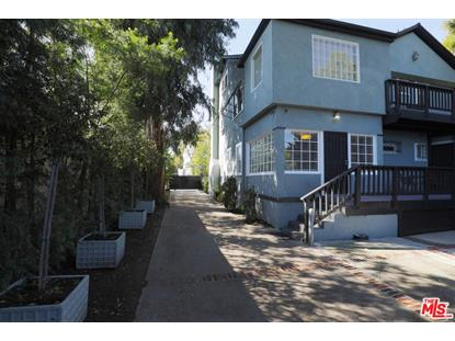 1516 N FAIRFAX AVE Los Angeles, CA MLS# 19434850