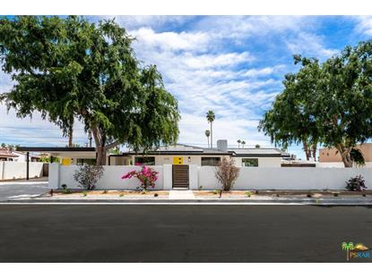 628 DESERT WAY Palm Springs, CA MLS# 19454174PS