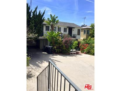 1336 FRANKLIN ST Santa Monica, CA MLS# 19467366