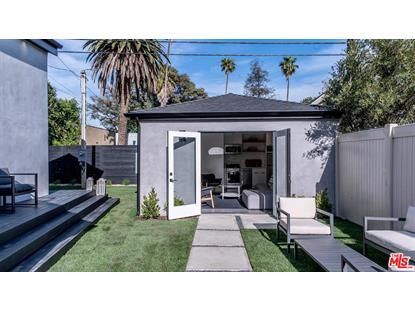 1232 N GREENACRE AVE West Hollywood, CA MLS# 19477204