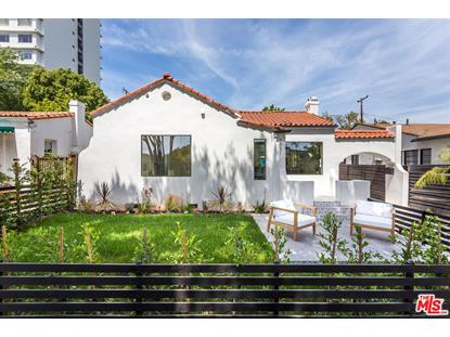 9031 ELEVADO AVE West Hollywood, CA MLS# 19478620