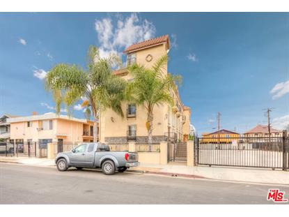 1321 S BERENDO ST Los Angeles, CA MLS# 19480982