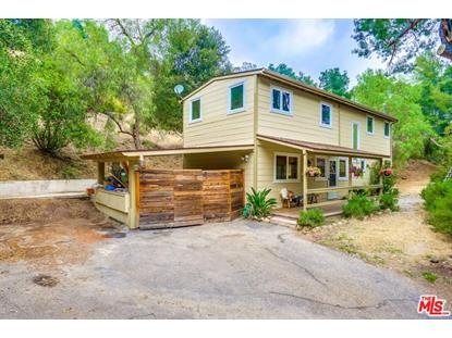 1321 OLD TOPANGA CANYON RD Topanga, CA MLS# 19482240