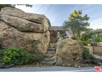19901 GRAND VIEW DR Topanga, CA MLS# 19483666