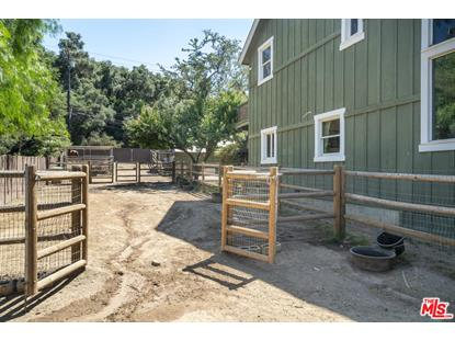 1248 OLD TOPANGA CANYON RD Topanga, CA MLS# 19485366
