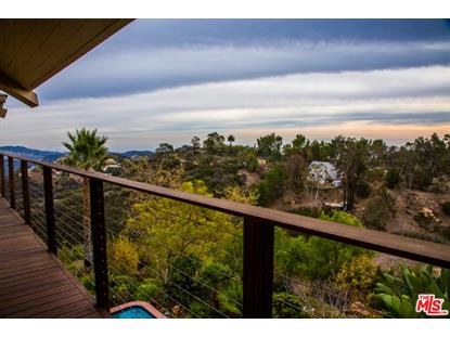 21629 SADDLE PEAK RD Topanga, CA MLS# 19485528