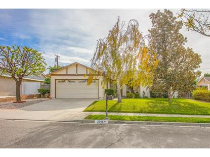 2248 ROSEMARY STREET Simi Valley, CA MLS# 218014585