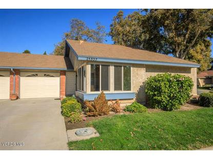 25327 VILLAGE 25 Camarillo, CA MLS# 219000160
