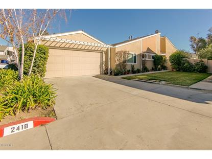 2418 STOW STREET Simi Valley, CA MLS# 219000225