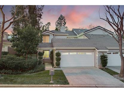 810 SUNSTONE STREET Westlake Village, CA MLS# 219000662
